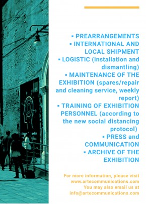 OUR SERVICES I BIENNALE ARCHITETTURA 2020