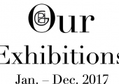 Our Exhibitions 2017