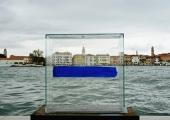 Lucio Micheletti - Blu Glass at Open18
