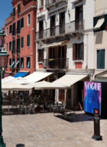 Spazio espositivo in Riva San Biagio nuovamente disponibile per eventi e mostre d'arte